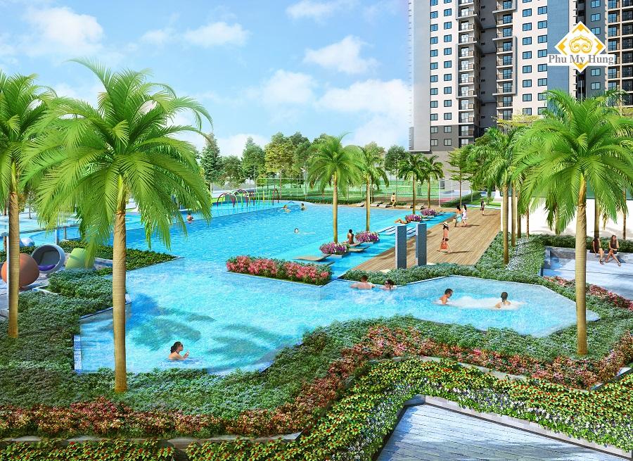 """Điểm """"ăn khách"""" của Saigon South Residences chính là ý tưởng """"resort tại gia"""""""