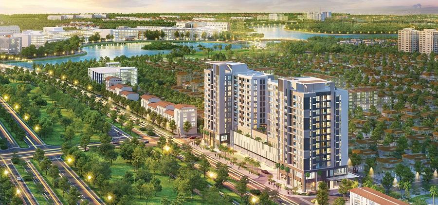 Tổng quan về dự án Urban Hill